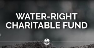 Grant Application Deadline: Water Right Charitable Fund